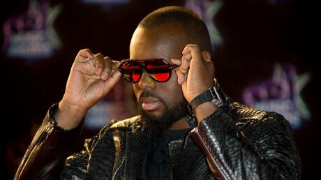 PHOTO Maître Gims retire ses lunettes, ses fans adorent!
