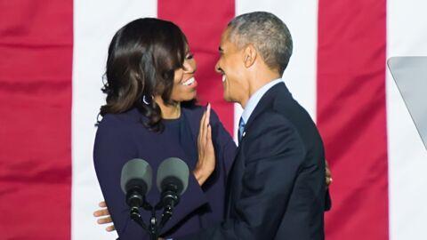 Michelle et Barack Obama: leurs adieux festifs et émouvants à la Maison Blanche