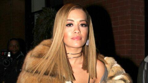 PHOTO Rita Ora seins nus, elle ne se souvient plus du moment où a été pris le cliché