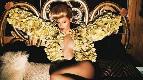PHOTO Beyoncé: fesses et seins à l'air pour la promo
