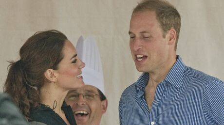 Le prince William offre une lune de miel surprise à Kate