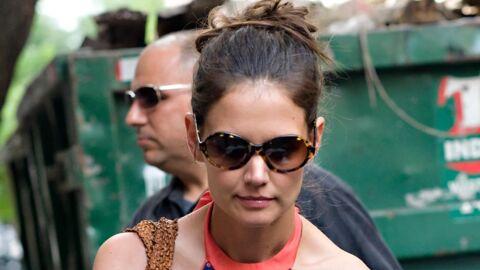 Katie Holmes et Tom Cruise: vers l'apaisement?