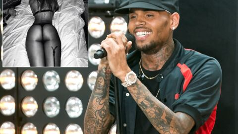 PHOTO Chris Brown affiche les fesses de sa copine sur Instagram