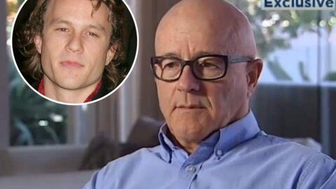 Le père de Heath Ledger révèle les derniers mots de son fils avant de mourir