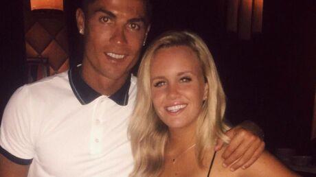 Cristiano Ronaldo trouve un téléphone portable et… invite sa (jolie) propriétaire à dîner!