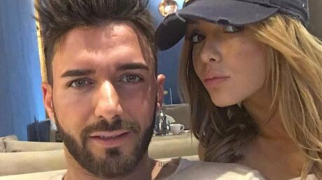 PHOTO La belle déclaration d'amour de Nabilla à Thomas Vergara