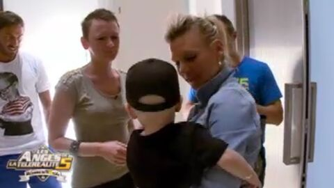 Les Anges de la téléréalité 5: Amélie retrouve son fils Hugo