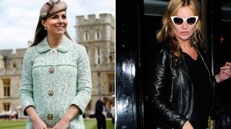 Kate Middleton plus stylée que Kate Moss: le début de la fin d'un règne?