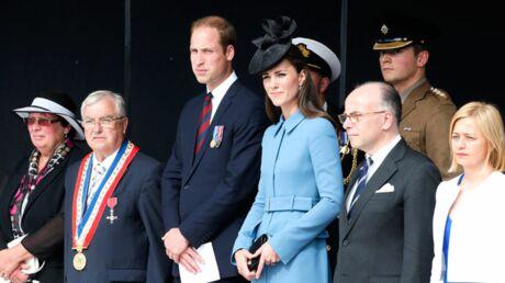 PHOTOS Kate Middleton et Prince William: leur première visite officielle en France
