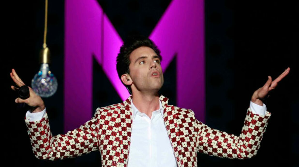Mika dévoile la pochette et un extrait de son nouveau single