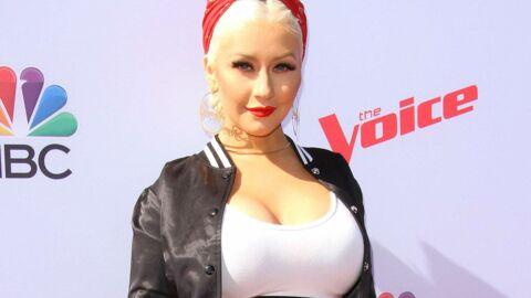 Christina Aguilera a changé de look, découvrez son nouveau style!
