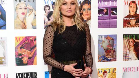 Kate Moss et sa fille de 13 ans posent pour Vogue Italie