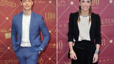 PHOTOS Louis Sarkozy et Capucine Anav aux Gold Prix de la TNT