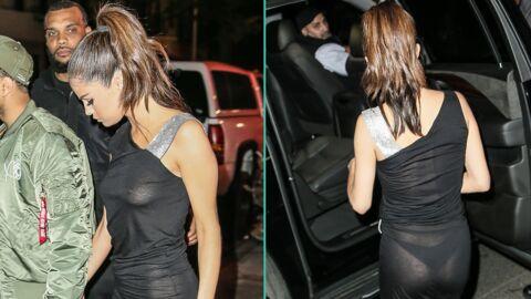 PHOTOS Trahie par les flashs, Selena Gomez dévoile ses seins, et plus…