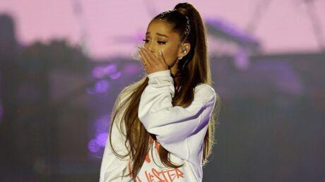 Ariana Grande: un enfant ému aux larmes en la regardant chanter à Manchester