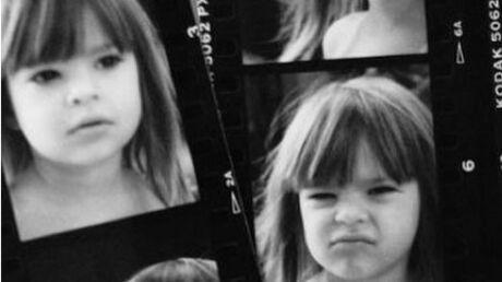 DEVINETTE Saurez-vous reconnaître l'icône sexy qu'est devenue cette petite fille?