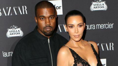 PHOTO Kim Kardashian montre ses fesses en robe transparente pour l'anniversaire de Kanye West