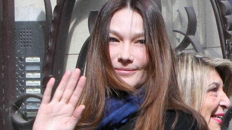 Carla Bruni: «On va vivre comme tout le monde maintenant»