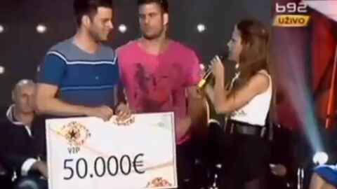 VIDEO Zarko de Secret Story 5 remporte le Big Brother serbe