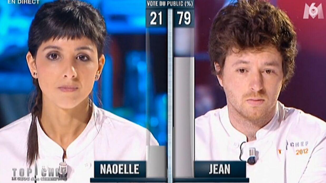 Top Chef: Naoëlle atomisée par le public et Jean Imbert