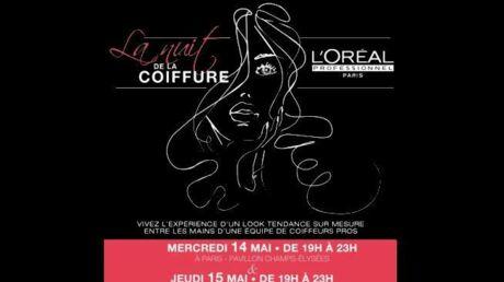 L'Oréal Professionnel lance La Nuit de la Coiffure