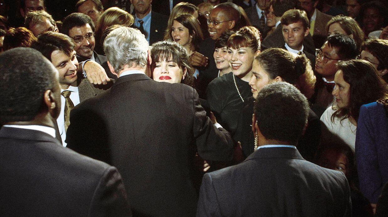 Monica Lewinsky revient pour la première fois sur l'affaire Clinton