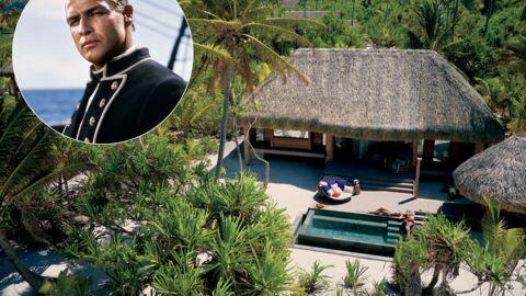 PHOTOS L'île paradisiaque de Marlon Brando devient un resort de luxe