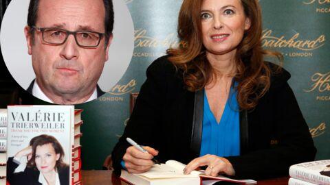 Merci pour ce moment: comment François Hollande a répondu au livre de Valérie Trierweiler
