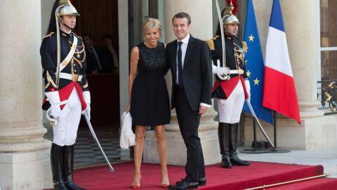 PHOTOS  Emmanuel et Brigitte  Macron à l'Elysée: ils ont déjà repéré les lieux à deux