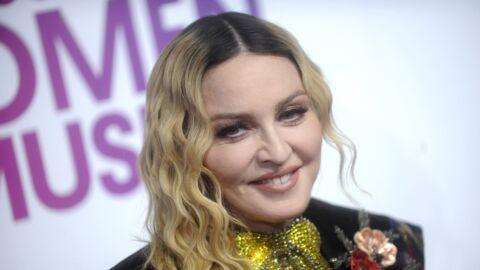 PHOTO Madonna pose nue sur Instagram et enflamme la toile