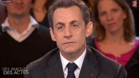 Nicolas Sarkozy parle de sa rupture avec Cécilia Attias sur France 2