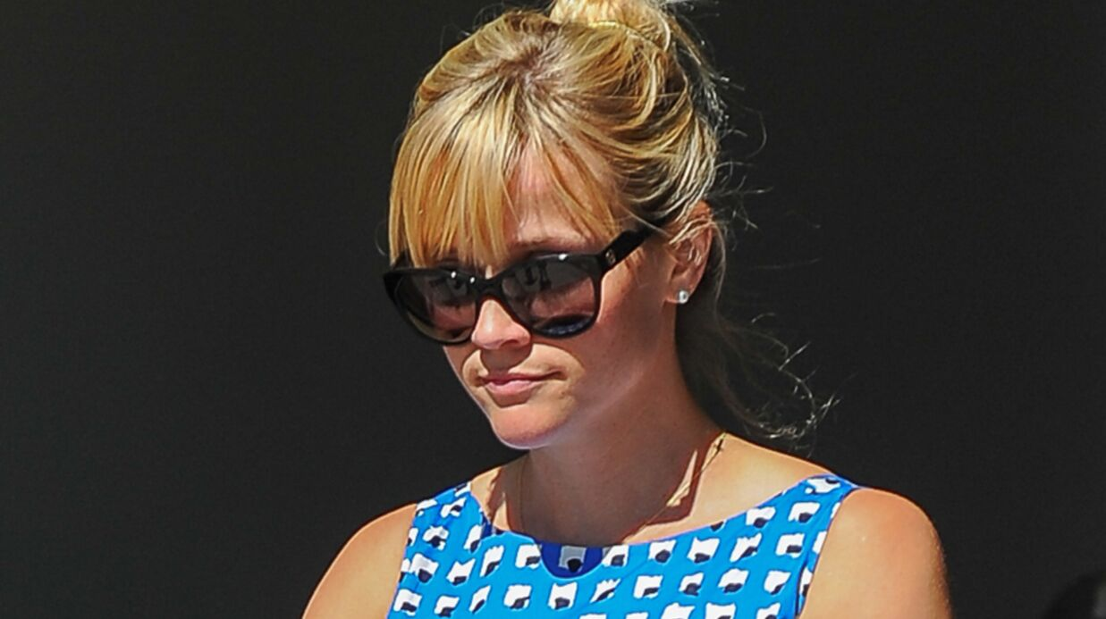PHOTOS Reese Withers­poon enceinte ?
