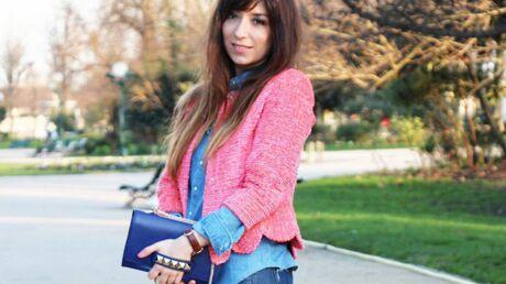 MarieLuvPink vous conseille: comment porter la chemise en jean