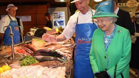 Elizabeth II: sa surprise inattendue à un poissonnier irlandais