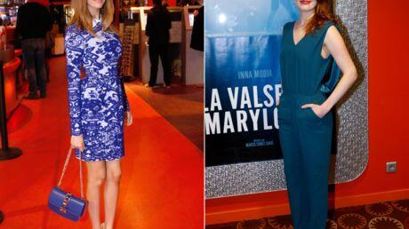 PHOTOS Zahia et Elodie Frégé élégantes pour le film d'Inna Modja