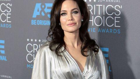 Des photos d'Angelina Jolie sans maquillage filtrent sur le net
