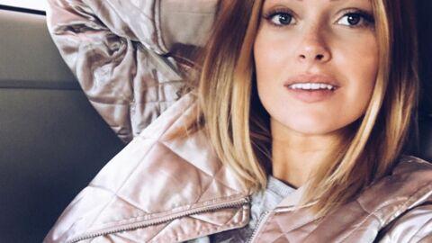 PHOTO Caroline Receveur offre un side boob très sexy (et savamment calculé)