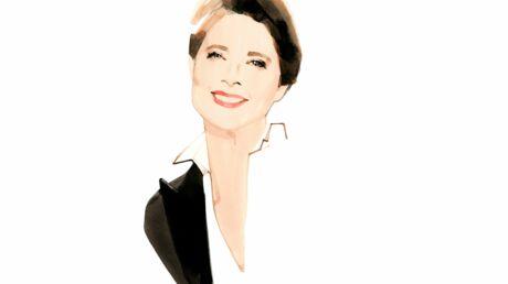 Isabella Rossellini redevient égérie Lancôme