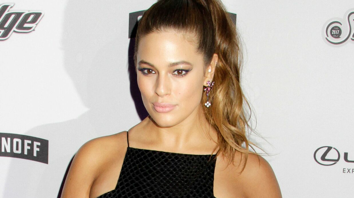 PHOTO Ashley Graham pose nue et affiche ses formes sur Insta­gram