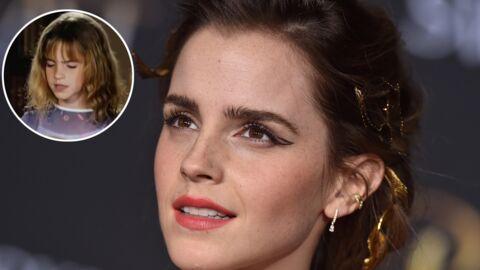Emma Watson a gâché plein de scènes des films Harry Potter, elle s'explique