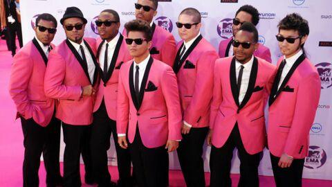 DIAPO MTV EMA 2011: les looks les plus incroyables