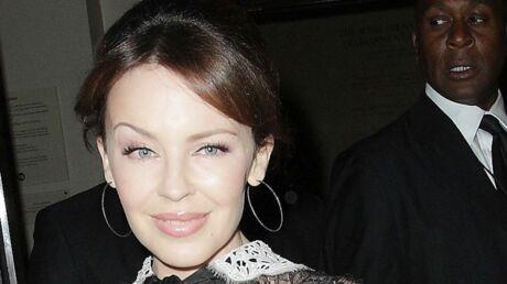 Kylie Minogue: son visage bizarrement figé