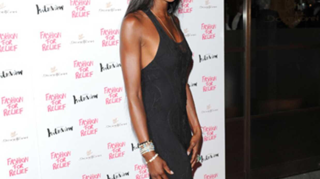 Naomi Campbell organise une fête géante en Inde pour son mec