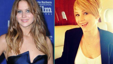 PHOTOS Jennifer Lawrence change de look avec une coupe courte