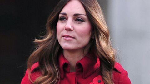 DIAPO Kate Middleton en petite forme pour une journée symbolique