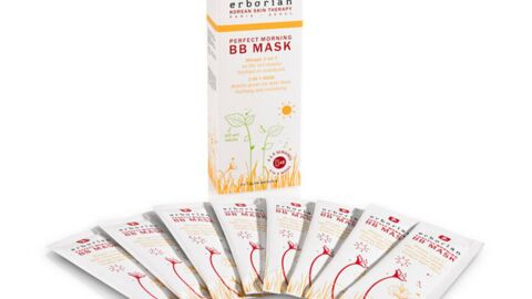 Perfect Morning BB Mask, un coup d'éclat express s…