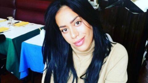 Amel Bent publie une nouvelle photo d'elle enceinte