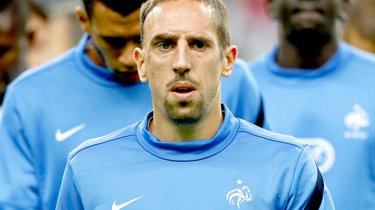Franck Ribéry réclame 1,5 million de dollars à CNN pour avoir utilisé son image