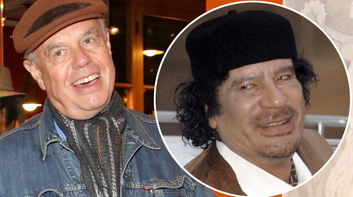 Frédéric Mitterrand a reçu des avances sexuelles du colonel Kadhafi