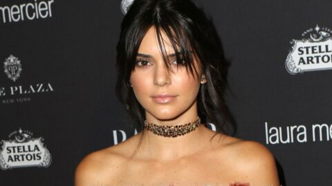 PHOTO Kendall Jenner pose seins nus dans un top transparent